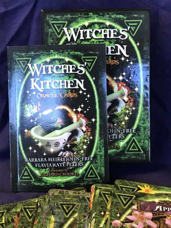 Witches Kitchen Oracle Card Deck